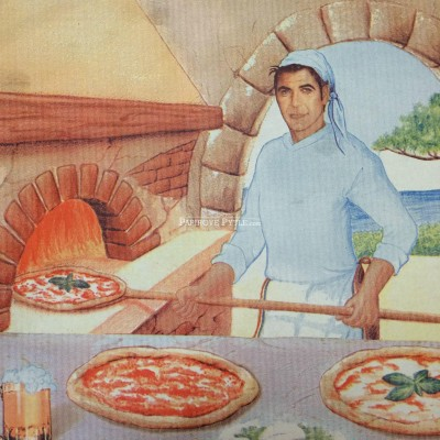 Pizza krabice 33x33cm - 100kusů