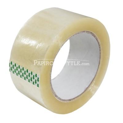Lepicí páska transparentní šíře 48 mm x 66 y