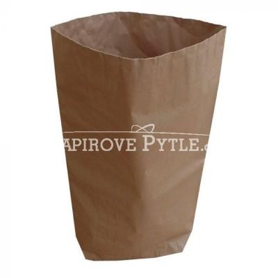 Papírový pytel Bílý+N/50x90x15