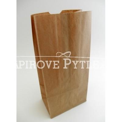 Papírový sáček 14x34,5x7cm - 100kusů