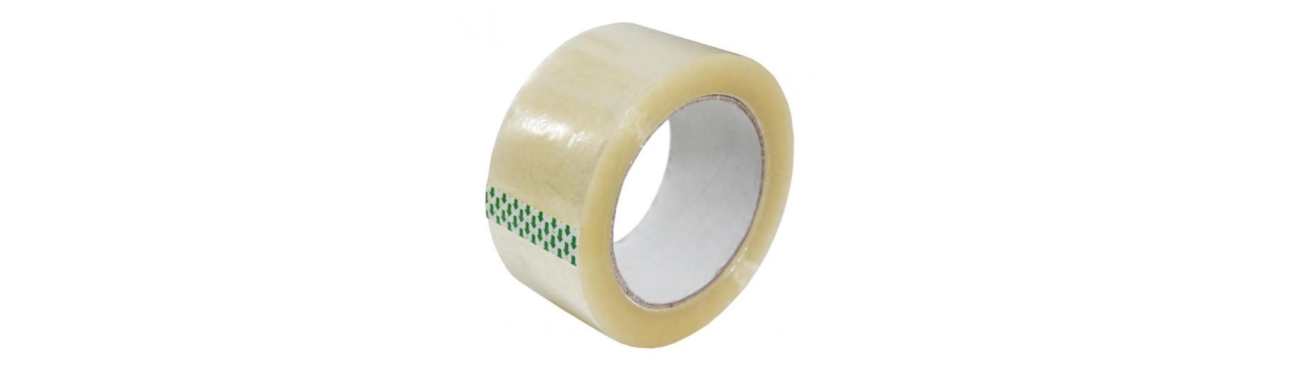 Lepicí pásky nebo izolepa je vynikající pomocník při balícím procesu. V nabídce máme nejrůznější druhy lepicích pásek. Rychlá expedice zboží, zboží skladem, množstevní slevy.