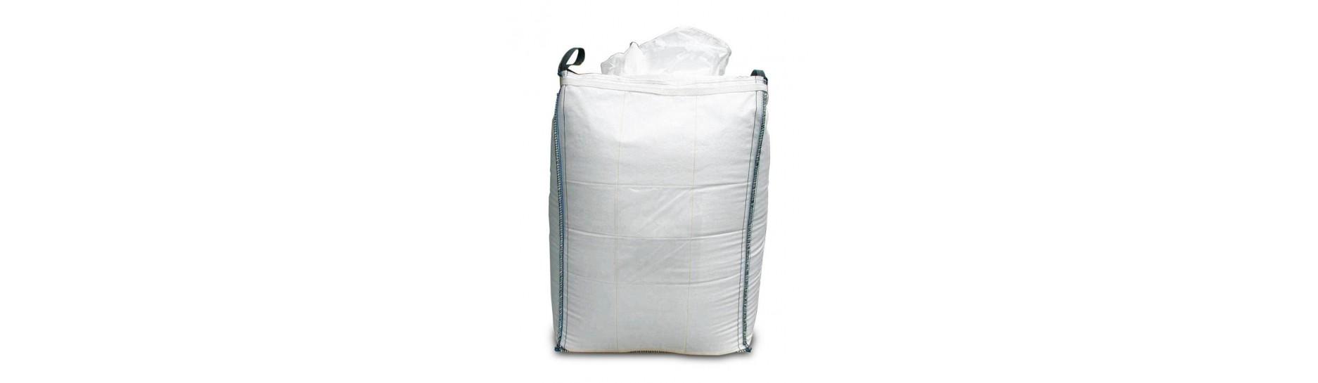 Velkoobjemové vaky Big Bag se využívají v zemědělství, stavebnictví a v domácnostech